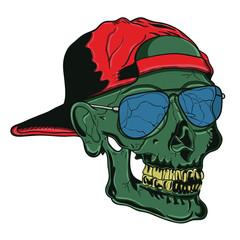 Hip Hop SKull