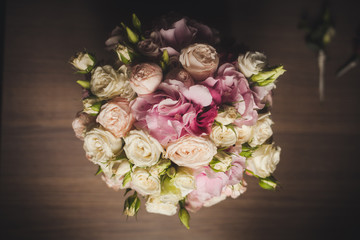 bouquet of flowers roses