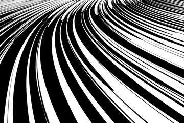 Abstract background. Dynamic effect.