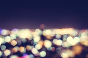 Blur pattaya city