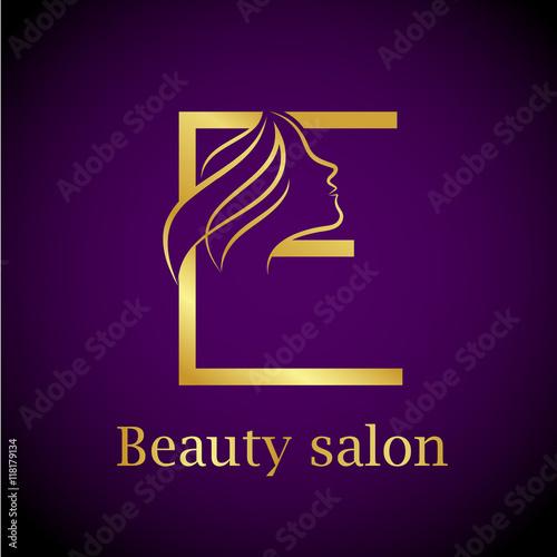 Abstract letter e logogold beauty salon logo design template stock abstract letter e logogold beauty salon logo design template thecheapjerseys Gallery