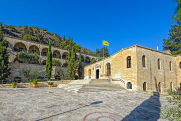 Saint Neophytos Monastery near Paphos, Cyprus