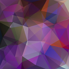 Abstract geometric style purple background. Purple business