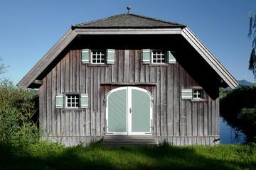 Bootshaus am Chiemsee