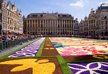 Tapis de Fleurs 2016 in Brüssel