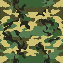 Military pattern vector background