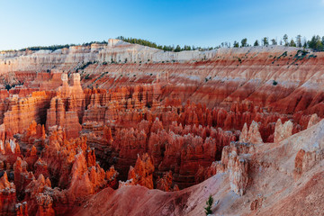 Amphitheater, Inspiration Point, Bryce Canyon National Park, Utah