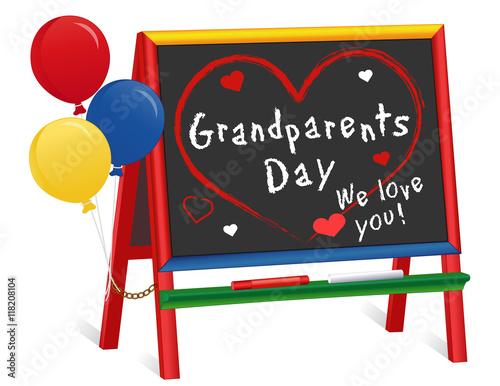 I Love You Grandparent