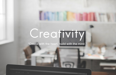 Creativity Imanigation Thinking Inspiration Style Concept