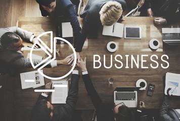 Business Corporate Enterprise Development Concept