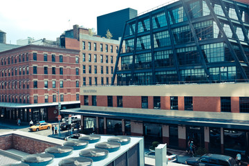 Meatpacking district, Chelsea, New York