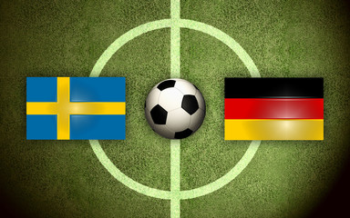 Sweden vs Germany Soccer