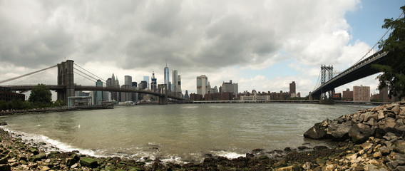 Brooklyn and Manhattan, New York City