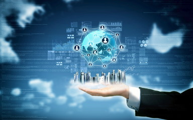 Internet Business Concept 01