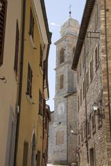 Cingoli, Balcone delle Marche, Italia