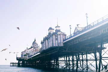 Eastbourne Pier, Sussex, United Kingdom