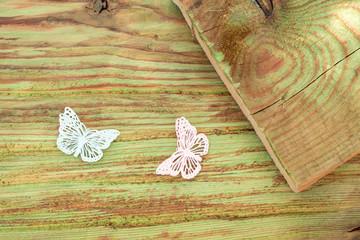 Beautiful butterfly decorative pins