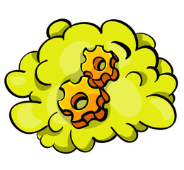 Symbol settings cloud