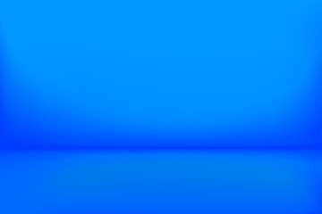 Background Gradient Horizon Blue Vector