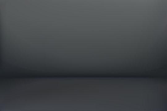 Background Gradient Horizon Dark Vector