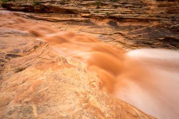 Natural Bridges National Monument in Utah.