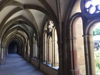 Chiostro del Duomo di Treviri, Germania