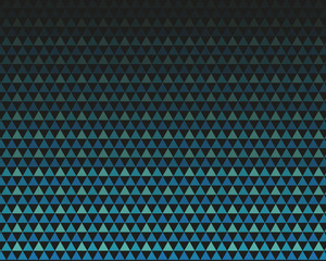 Triangles background fading, trendy design, geometric vector, in eps and jpg.