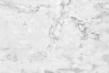 White marble, stone pattern texture used design for background