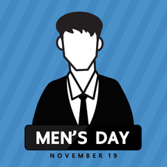 International men's day.