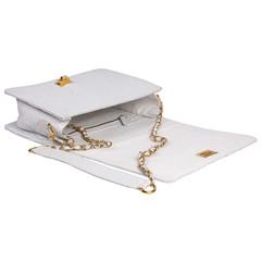 Fashion exotic snakeskin handbag bag purse, handmade