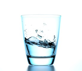 glass of watter