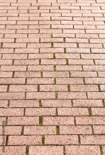 Brick Paver Pattern