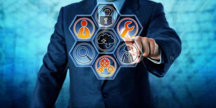 Enterprise Client Activating Managed Services