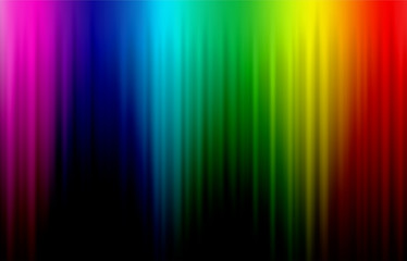 Rainbow colorful useful as background