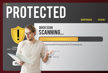 Protected Networking Security System Concept