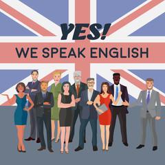 english language concept