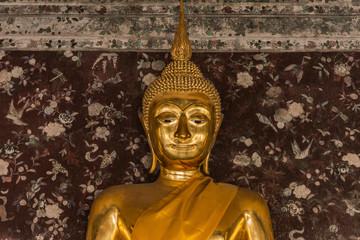 Ancient Buddha in thailand