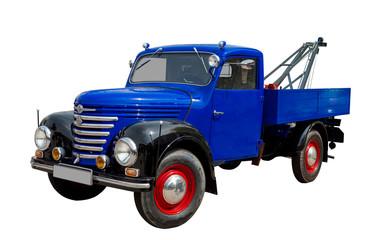 Oldtimer Abschleppwagen, PKW Auto