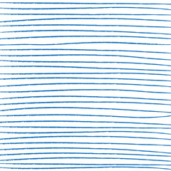 Hand Drawn Simple Stripes Vector Background