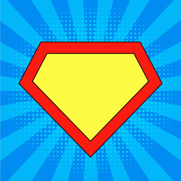 Super hero background