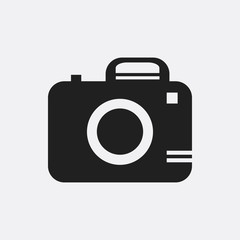 Camera icon illustration