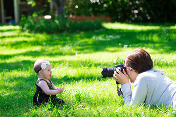Baby Photographer Photo Session