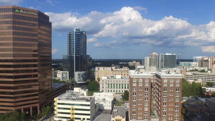 Orlando Downtown Aerial (5)