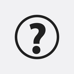 Question icon illustration