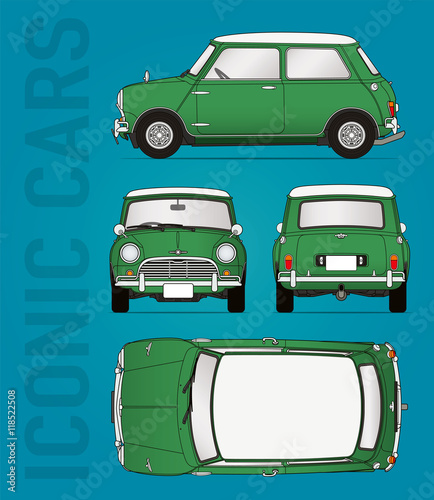 Classic car blueprint stock image and royalty free vector files on classic car blueprint malvernweather Image collections