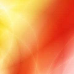 Orange yellow summer card background