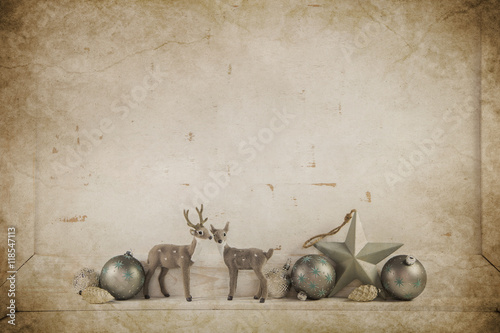 weihnachten holz hintergrund in beige braun mit. Black Bedroom Furniture Sets. Home Design Ideas