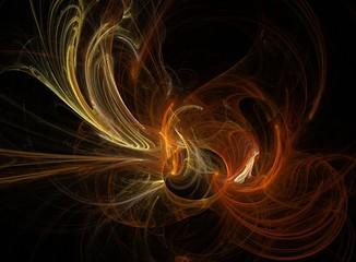 fractal Firebird