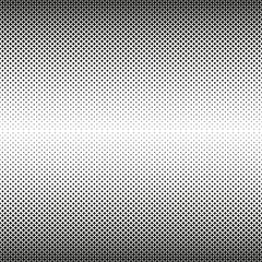 Halftone Star Gradient Pattern