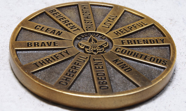 Boy Scouts motto